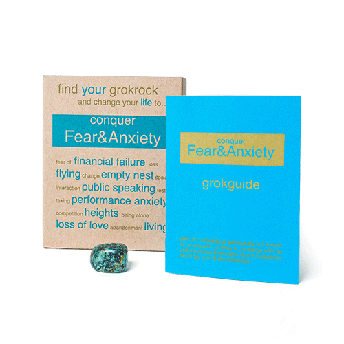 conquerFear&Anxiety